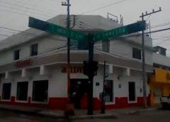 Frente Frío número 4 deja sin electricidad a 21 colonias de Tampico