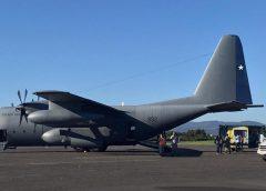 Desparece avión de la Fuerza Aérea chilena con 38 personas a bordo cuando viajaba a la Artártida