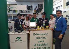 Pozarricenses, a la Feria Aeroespacial en Querétaro