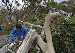 Daños en CAEV mantienen intermitente servicio de agua entubada